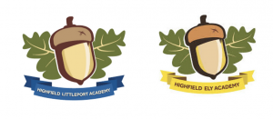 Highfield Ely and Highfield Littleport Academies logo